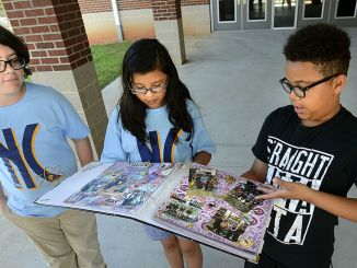 Longview Elementary Students | Robert Reed Photo