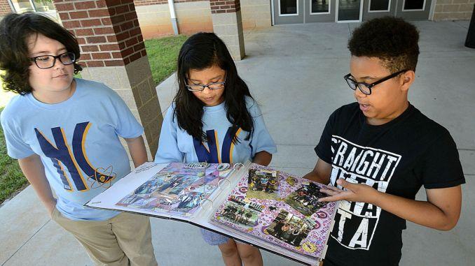 Longview Elementary Students | Robert Reed Photo