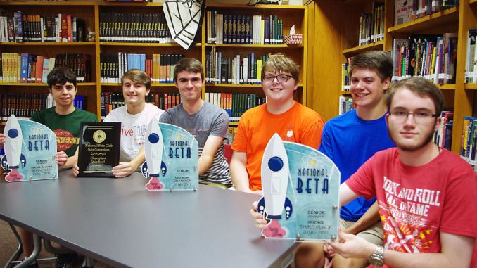 Saint Stephens High School Quiz Bowl Team | John Bailey Photo