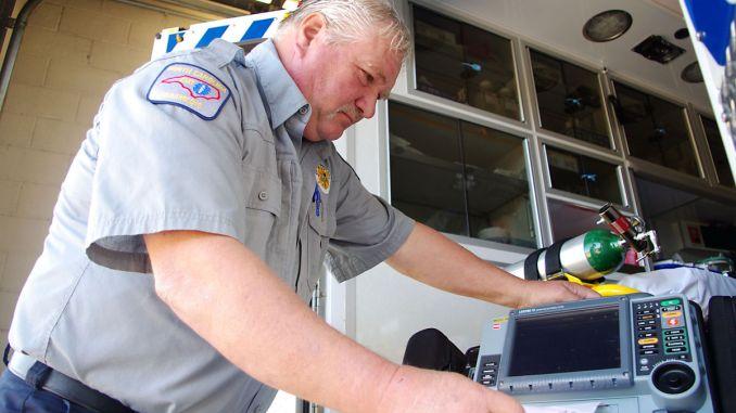 Tommy Poovey, EMS | John Bailey Photo