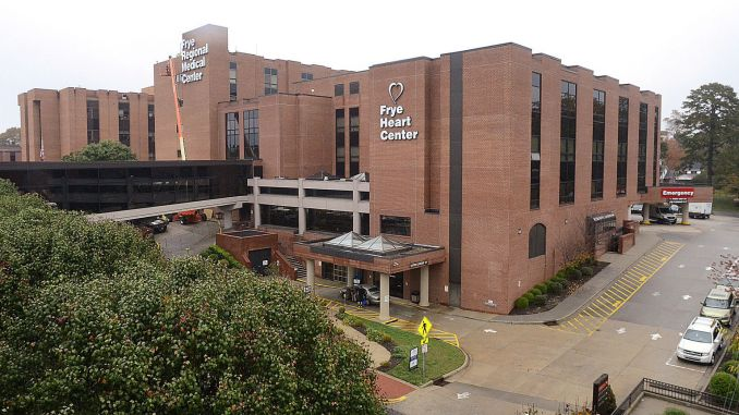 Frye Regional Medical Center Image