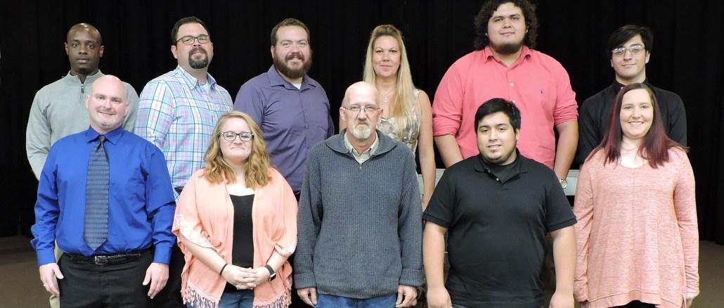 November 2018 Manufacturing Academy Graduates
