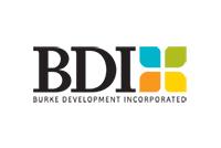 Burke Development Incorporated Logo Artwork