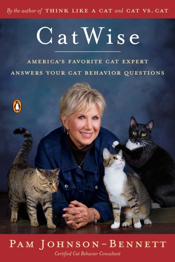 Catwise Pam Johnson Bennetts Newest Publication Available Now