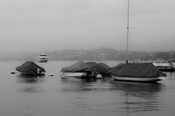 Zürisee (Lake Zürich)