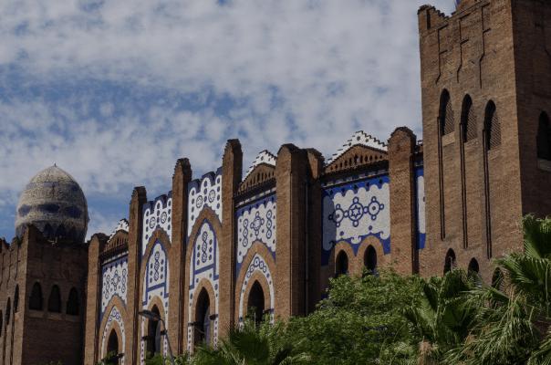 Monumental, Barcelona