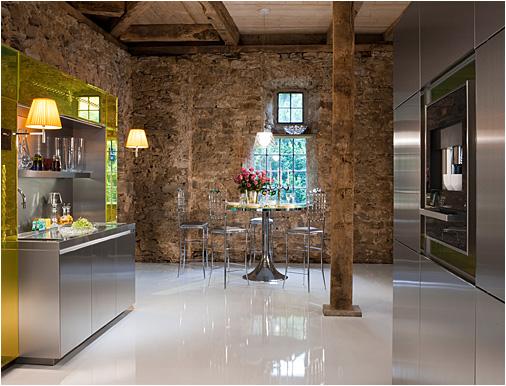 Contemporary Yellow Kitchen Ideas