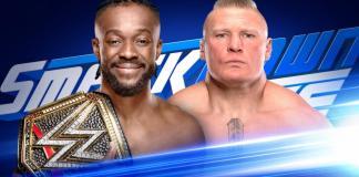 Brock Lesnar vs Kofi Kingston