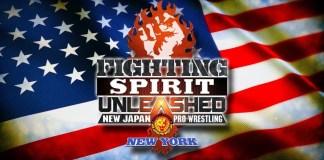 saboter la NJPW