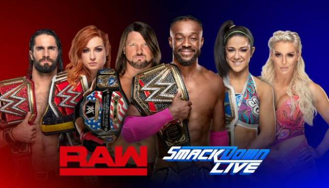 WWE Wild Card Rule