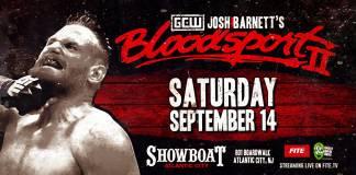 Résultats Josh Barnett's Bloodsport 2