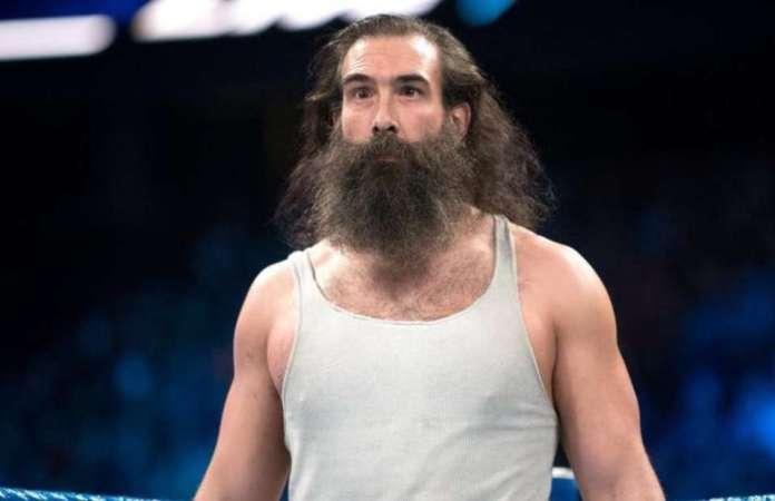 Mise à jour Luke Harper WWE