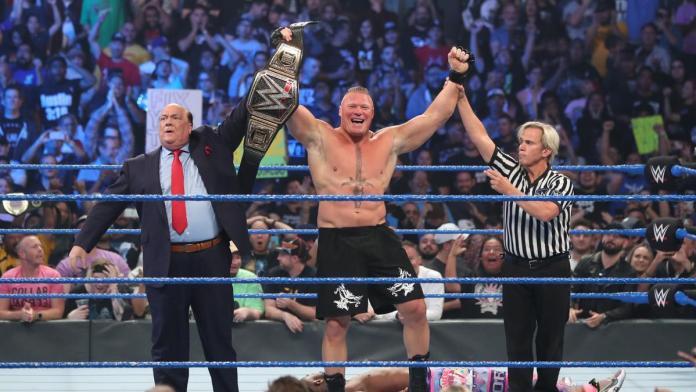 Résultats WWE Smackdown 4 Octobre 2019