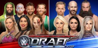 WWE Draft RAW et Smackdown
