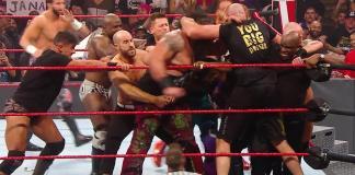 Résultats WWE RAW 7 Octobre 2019