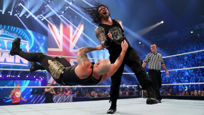 Résultats WWE Smackdown 8 Novembre 2019