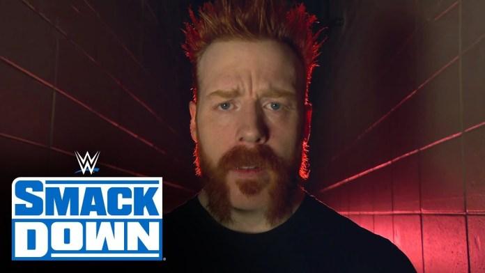 Sheamus de retour à Smackdown
