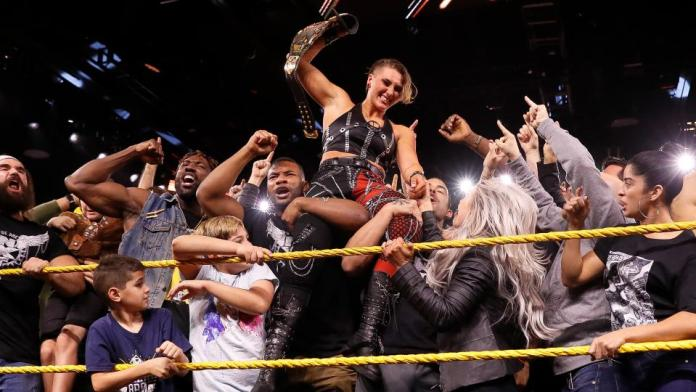 Résultats WWE NXT 18 Décembre 2019