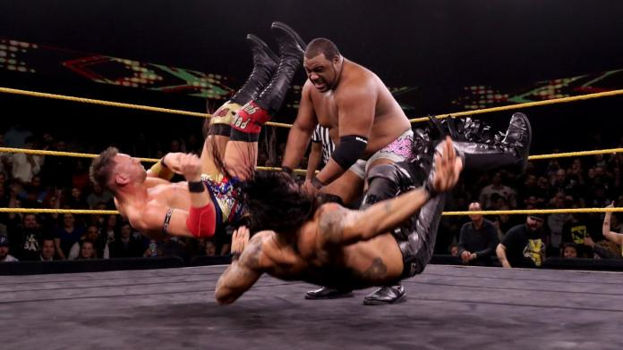 Résultats WWE NXT 8 Janvier 2020