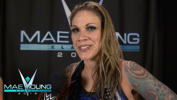 Mercedes Martinez signe à la WWE