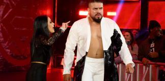 Andrade suspendu par la WWE