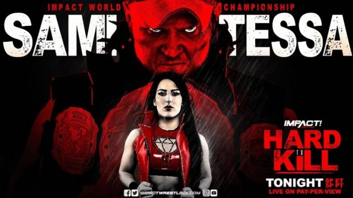 Résultats Impact Wrestling Hard To Kill
