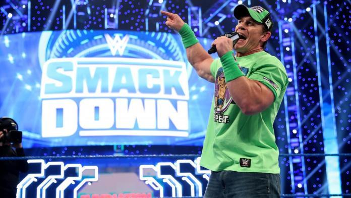John Cena vs The Fiend à WrestleMania 36