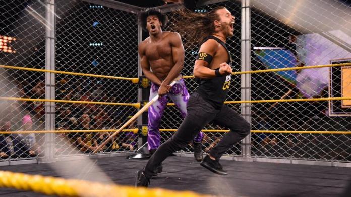 Résultats WWE NXT 4 Mars 2020