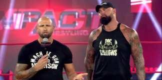 Impact Wrestling recrues