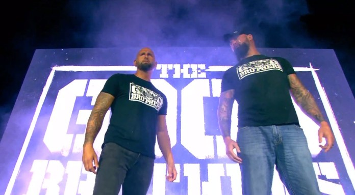 Résultats Impact Wrestling Slammiversary 2020