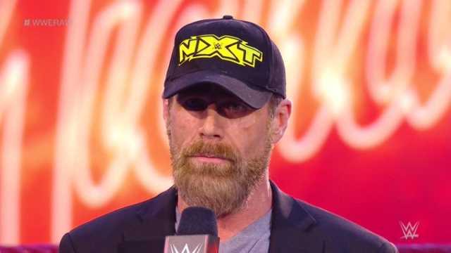 Shawn Michaels RAW