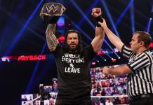 Résultats WWE Payback 2020