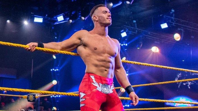 Austin Theory WWE