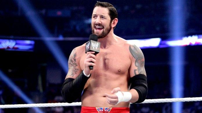 Wade Barrett WWE NXT