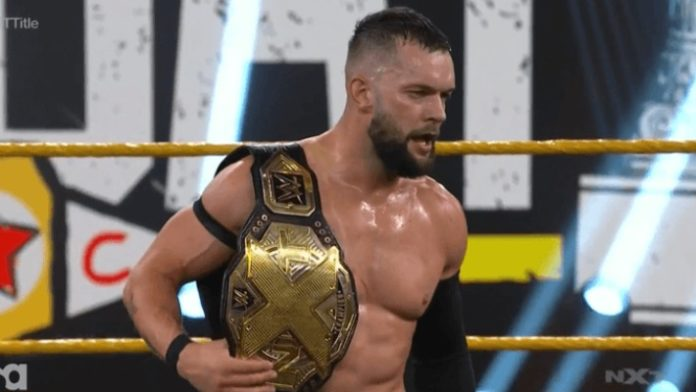 Finn Balor champion