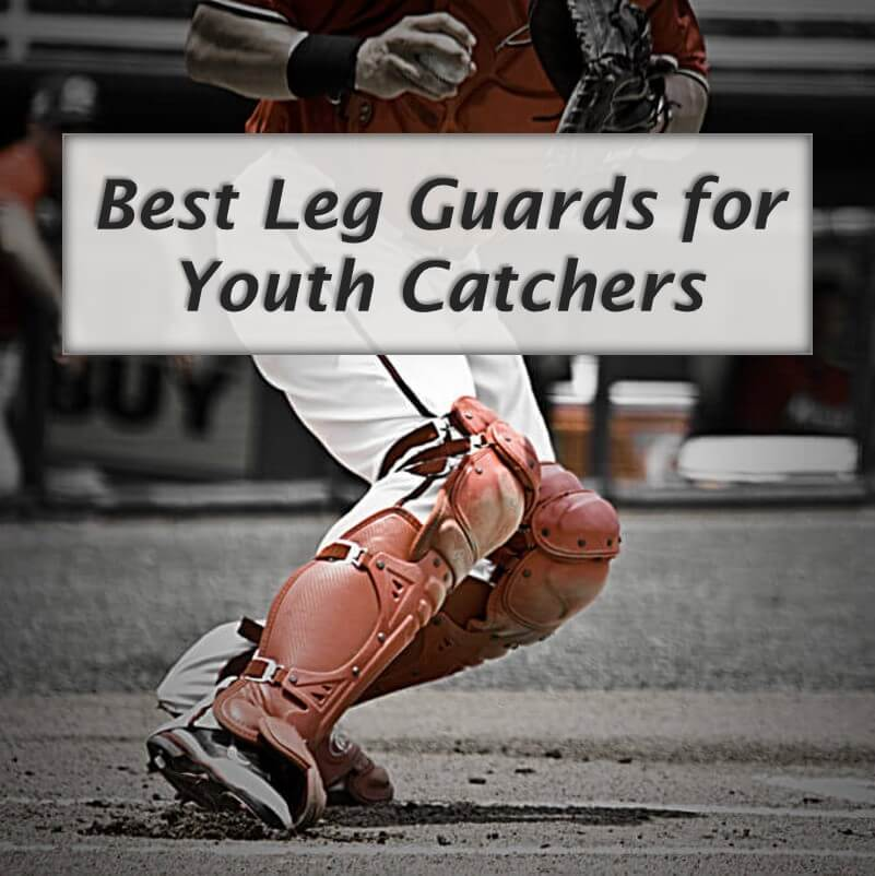 youth catchers leg guards