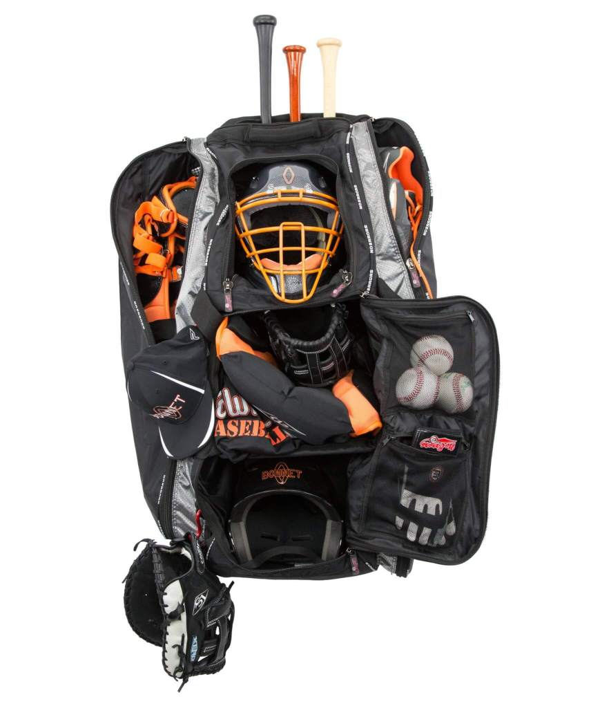 Best Catchers Bag for the 2019 Season - Click to See Our Reviews! c7233b5afe46