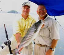 Lake Lanier Guide - Larry
