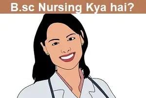 bsc nursing kya hai