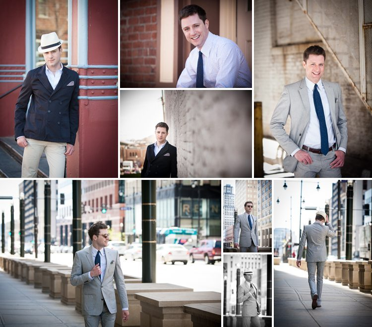 Creative Headshots by Kansas City Photographer