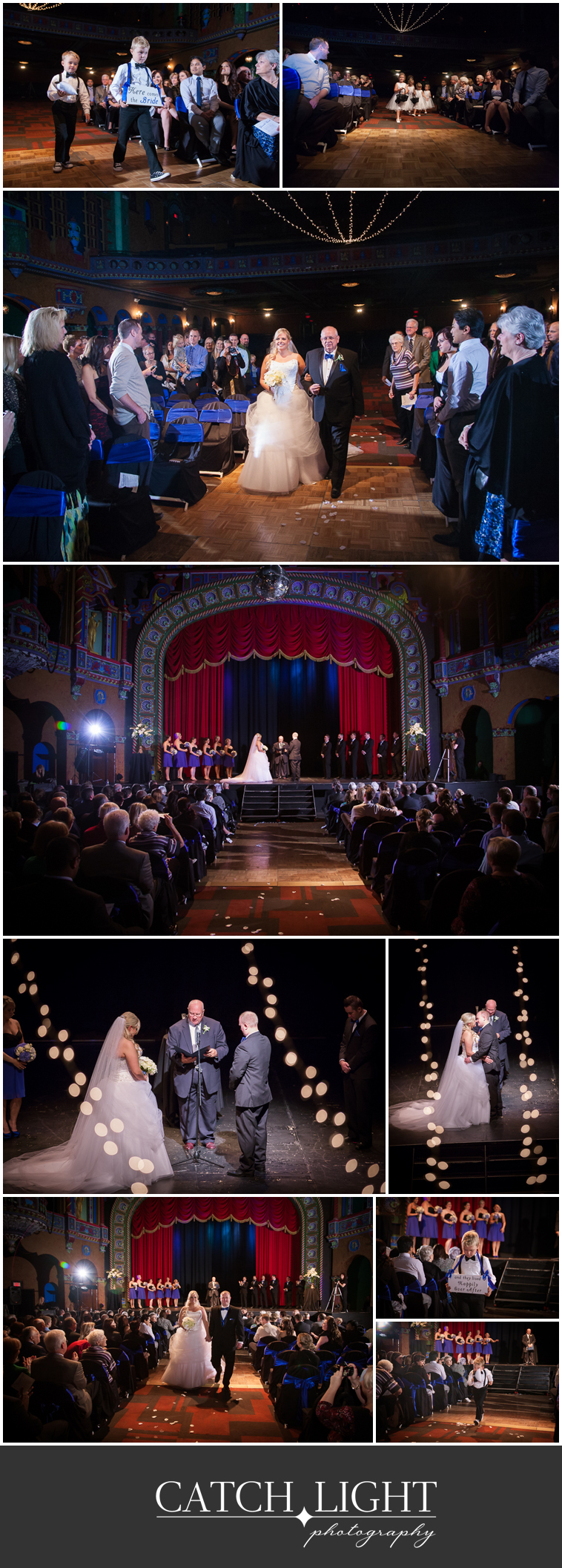 05_Wedding Ceremony Photography at Uptown Theater