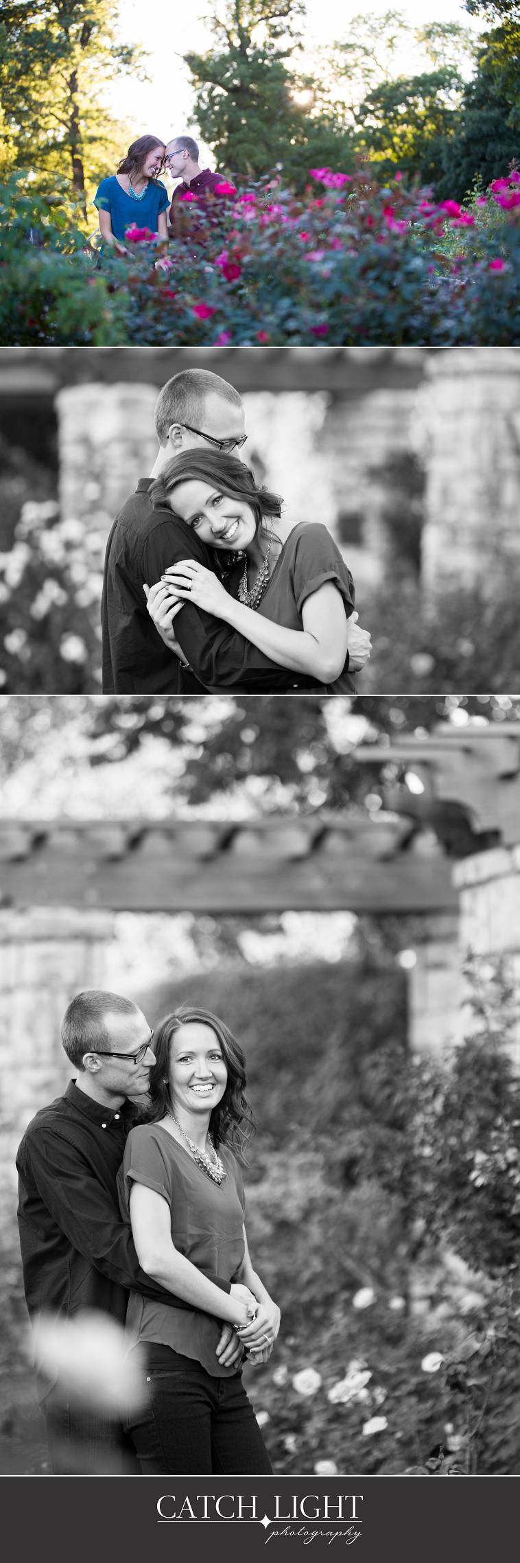 02_Kansas City Loose Park Engagement Session