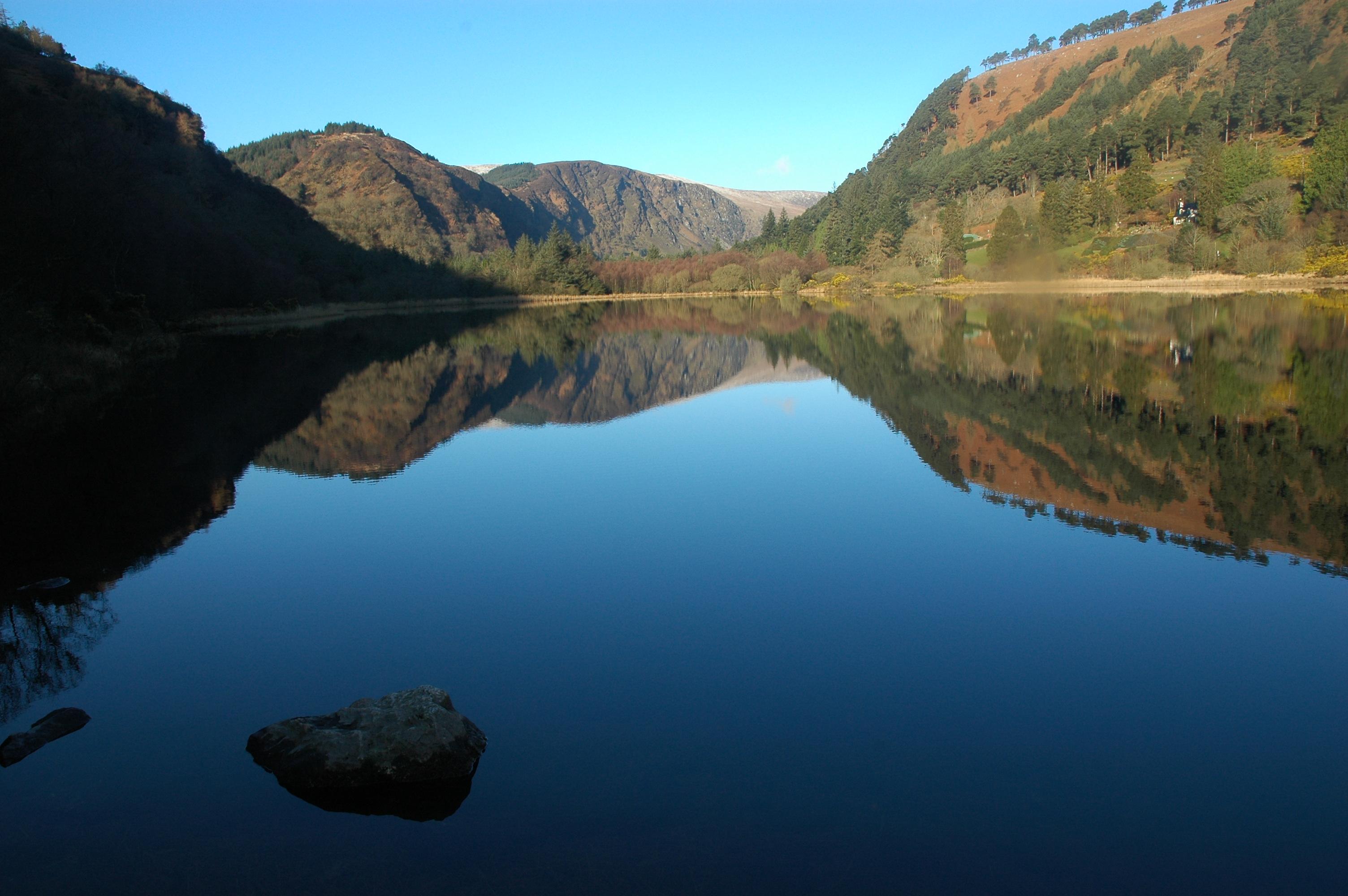 Glendalough Upper Lake Acknowledge Noel Quinn