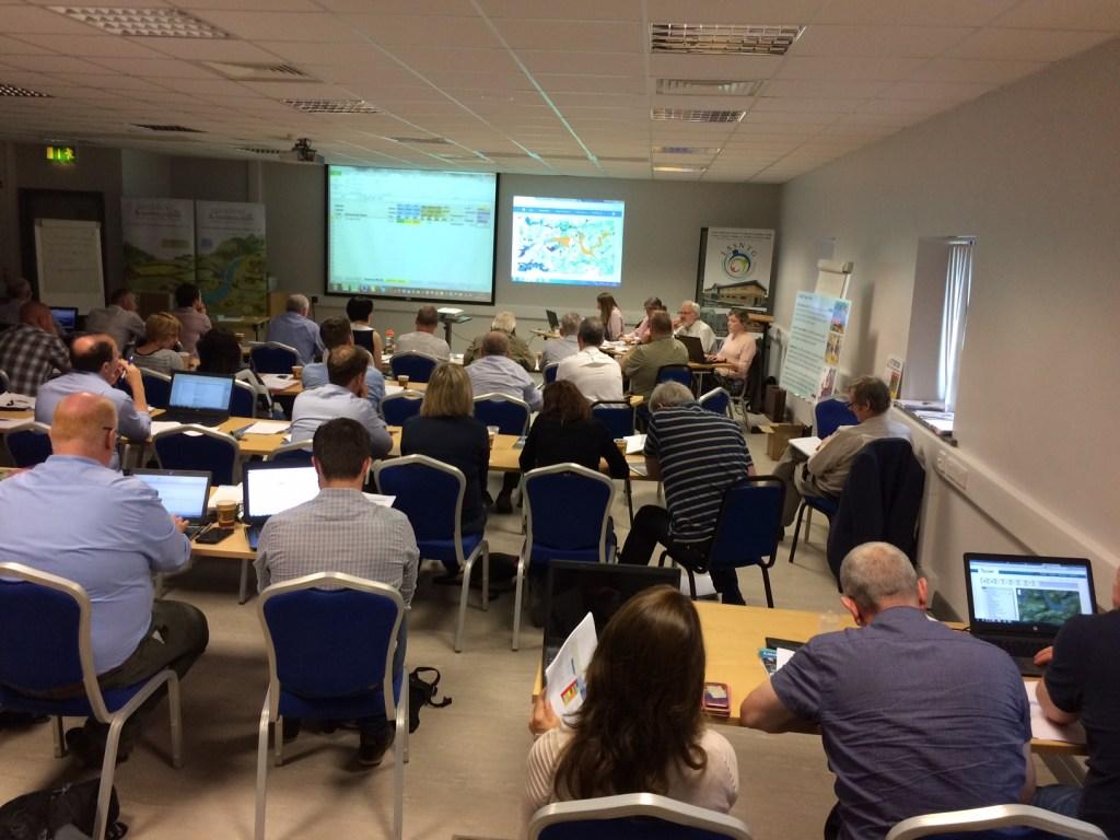 Catchment Assessment - Regional Workshop Cork