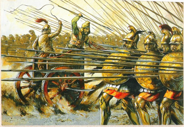 October 1st, 331 BC | The Battle of Gaugamela