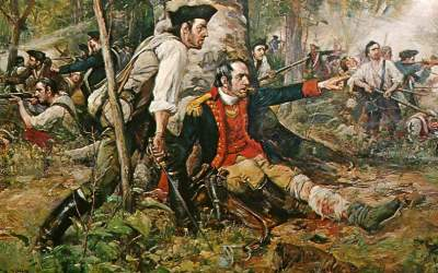 August 6th, 1777 | The Battle of Oriskany
