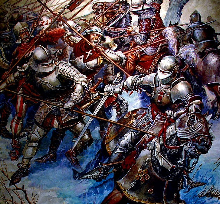 January 5th, 1477 | The Battle of Nancy