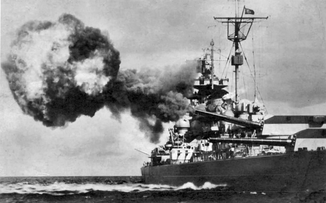 November 12th, 1944 | The RAF Sinks the German Tirpitz