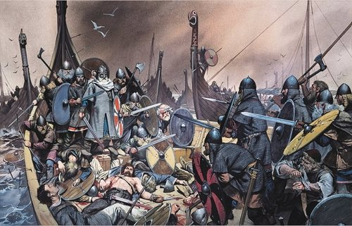 June 15th, 1184 | The Battle of Fimreite