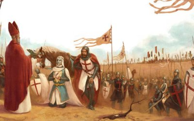 November 25th, 1177 | The Battle of Montgisard